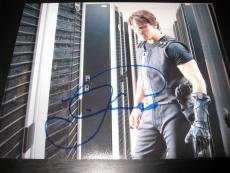 TOM CRUISE SIGNED AUTOGRAPH 8x10 MISSION IMPOSSIBLE PROMO IN PERSON COA AUTO M