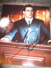 TOM CRUISE SIGNED AUTOGRAPH 8x10 PHOTO FEW GOOD MEN IN PERSON PROMO COA D RARE