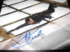 TOM CRUISE SIGNED AUTOGRAPH 8x10 PHOTO MISSION IMPOSSIBLE GHOST PROTOCOL PROMO D