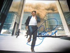 TOM CRUISE SIGNED AUTOGRAPH 8x10 PHOTO MISSION IMPOSSIBLE GHOST PROTOCOL PROMO E