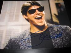 TOM CRUISE SIGNED AUTOGRAPH 8x10 PHOTO RISKY BUSINESS IN PERSON COA RARE D NY