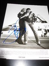 TOM CRUISE SIGNED AUTOGRAPH 8x10 PHOTO TOP GUN IN PERSON COA RARE PROMO RARE E