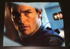TOM CRUISE SIGNED AUTOGRAPH MISSION IMPOSSIBLE CLASSIC ACTION NEW 8x10 PHOTO COA