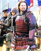 Tom Cruise Signed Autographed 16X20 Photo The Last Samurai Full Armor JSA S93326