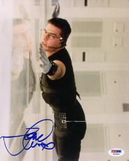 TOM CRUISE SIGNED AUTOGRAPHED 8x10 PHOTO ETHAN HUNT MISSION IMPOSSIBLE PSA/DNA