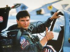 Tom Cruise Signed - Autographed TOP GUN 11x14 inch Photo - Guaranteed to pass PSA or JSA