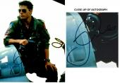 Tom Cruise Signed - Autographed TOP GUN - Maverick 11x14 inch Photo - Guaranteed to pass PSA or JSA