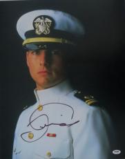 Tom Cruise Signed Few Good Men Authentic Autographed 16x20 Photo PSA/DNA #T79386