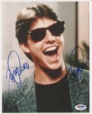 TOM CRUISE Signed RISKY BUSINESS 8 x10 PHOTO with PSA/DNA COA