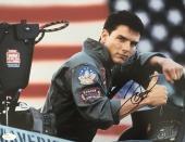 Tom Cruise Signed 'top Gun' 11x14 Photo Maverick Autograph Jsa Coa
