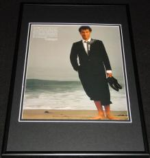 Tom Hanks 1988 Framed 12x18 Photo Display