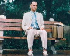 Tom Hanks 8x10 photo (Forrest Gump)
