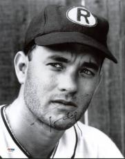 Tom Hanks A League Of Their Own Signed 11X14 Photo PSA/DNA #W24508