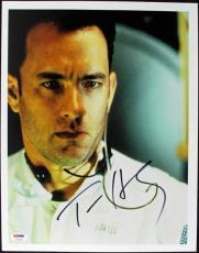 Tom Hanks Apollo 13 Signed 11X14 Photo Autographed PSA/DNA #T50425