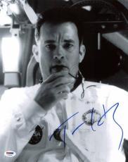 Tom Hanks Apollo 13 Signed 11X14 Photo Autographed PSA/DNA #T76058