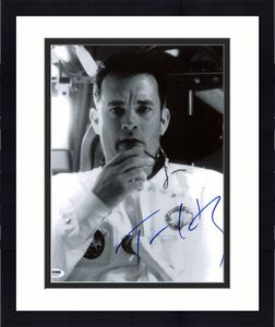 Tom Hanks Apollo 13 Signed 11X14 Photo Autographed PSA/DNA #T76058