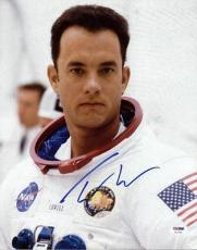 Tom Hanks Apollo 13 Signed 11X14 Photo Autographed PSA/DNA #X11790