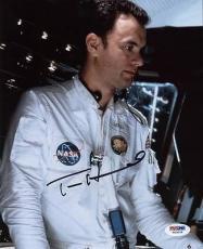 Tom Hanks Apollo 13 Signed 8x10 Photo Autographed Psa/dna #w25028