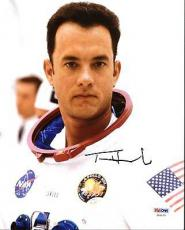 Tom Hanks Apollo 13 Signed 8X10 Photo Autographed PSA/DNA #Z91170