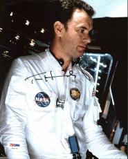 Tom Hanks Apollo 13 Signed 8X10 Photo Autographed PSA/DNA #Z91171