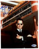"Tom Hanks Autographed 8"" x 10"" That Thing You  Do Arms Crossed Photograph -BAS COA"