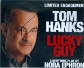 Tom Hanks autographed 8x10 photo (Lucky Guy Broadway Play) Image #SC1