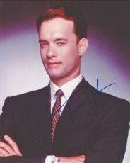 Tom Hanks Autographed 8x10 Photo