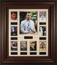 Tom Hanks Forrest Gump Autographed Framed Movie Collection