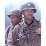 "Tom Hanks Autographed ""Saving Private Ryan"" Celebrity 8x10 Photo"