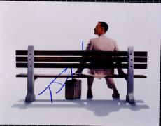 Tom Hanks Autographed Signed 11x14 Forest Gump Photo AFTAL UACC RD COA