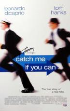Tom Hanks Autographed Signed Mini Poster Catch Me If You Can PSA/DNA #T14593