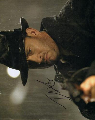 Tom Hanks Autographed Signed Tommy Gun 11x14 Photo AFTAL