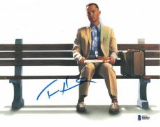 Tom Hanks Autographed/signed Forrest Gump 8x10 Photo Box Of Chocolates 20136 Bas