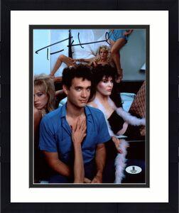 Tom Hanks Bachelor Party Signed 8X10 Photo Autographed BAS #B04968