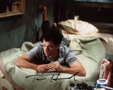 Tom Hanks Big Signed 8X10 Photo Autographed PSA/DNA #W25013