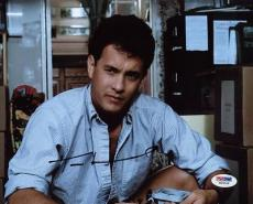 Tom Hanks Big Signed 8X10 Photo Autographed PSA/DNA #W25045