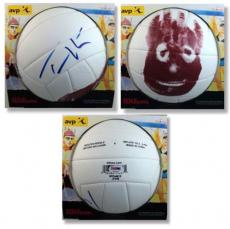 TOM HANKS Cast Away Autographed Signed Wilson Volleyball Certified PSA/DNA AFTAL