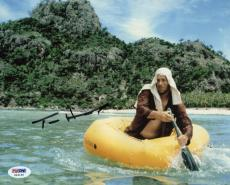 Tom Hanks Cast Away Signed 8X10 Photo Autographed PSA/DNA #X44155