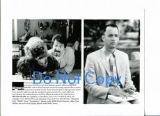 Tom Hanks Forrest Gump Tom Savini Fluffy Creepshow Movie Magic Press Photo