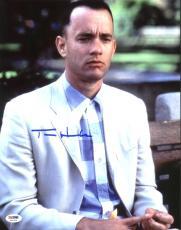 Tom Hanks Forrest Gump Signed 11X14 Photo Autographed PSA/DNA #X44236