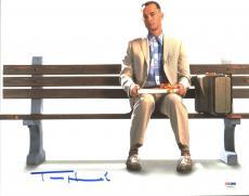 Tom Hanks Forrest Gump Signed 11X14 Photo Autographed PSA/DNA #X44273
