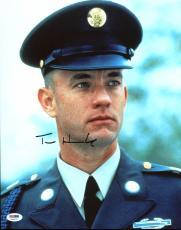 Tom Hanks Forrest Gump Signed 11X14 Photo Autographed PSA/DNA #X44379