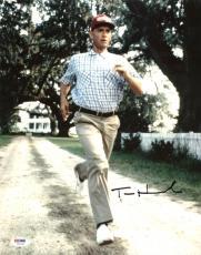 Tom Hanks Forrest Gump Signed 11X14 Photo Autographed PSA/DNA #Z57138