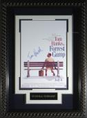 Tom Hanks - Forrest Gump Signed 11x17 Framed Poster