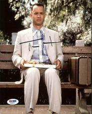 Tom Hanks Forrest Gump Signed 8X10 Photo Autographed PSA/DNA #AB33510