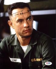 Tom Hanks Forrest Gump Signed 8X10 Photo Autographed PSA/DNA #Z91156