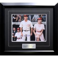 Tom Hanks Framed Autographed 'A League of Their Own' 11X14 Photo