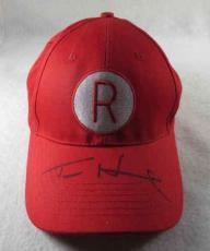 Tom Hanks League of Own Autographed Signed Hat Certified Authentic PSA/DNA COA