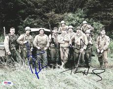 Tom Hanks, Matt Damon & Ribisi Autographed Signed 8x10 Photo PSA/DNA #S47048