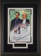 You've Got Mail Tom Hanks Meg Ryan Signed 11x17 Poster